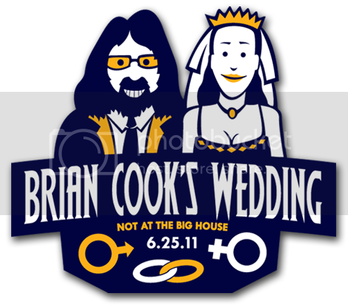 Brian's Gettin' Married!!!!!!!!