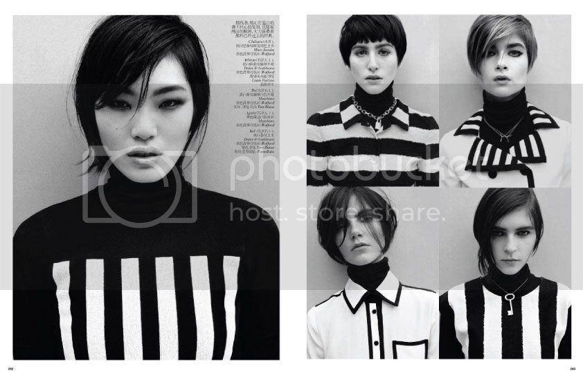 Vogue China February 2013 - Mod Revolution 4 photo Mod-Revolution-4_zps3b12071e.jpg @ Street Stylista