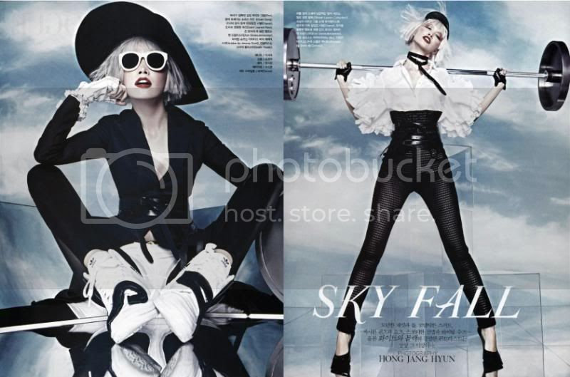 Vogue Korea April 2013 - Sky Fall 1 photo Sky-Fall-1_zpsa485aba1.jpg @ Street Stylista