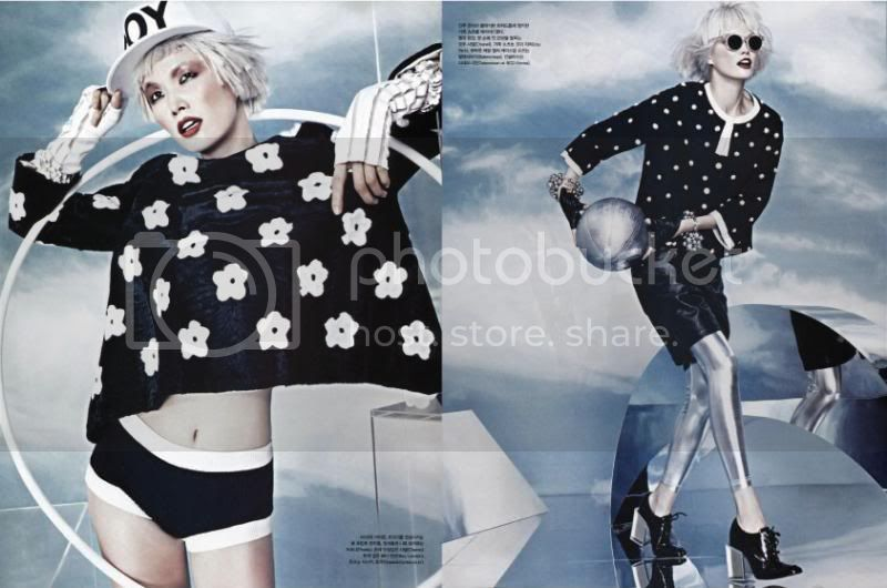 Vogue Korea April 2013 - Sky Fall 3 photo Sky-Fall-3_zps3dcc56c7.jpg @ Street Stylista