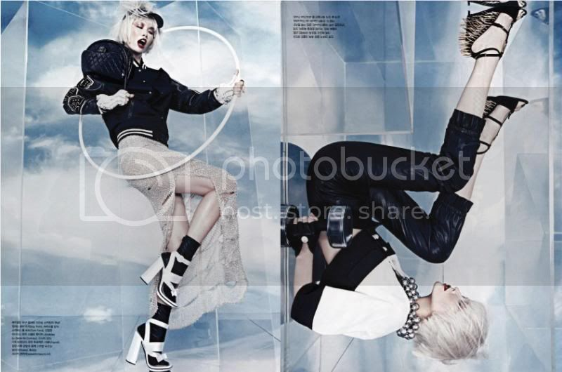 Vogue Korea April 2013 - Sky Fall 5 photo Sky-Fall-5_zps46350031.jpg @ Street Stylista