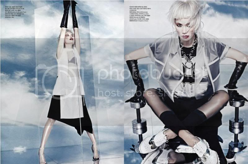 Vogue Korea April 2013 - Sky Fall 7 photo Sky-Fall-7_zps1a3f6f7f.jpg @ Street Stylista