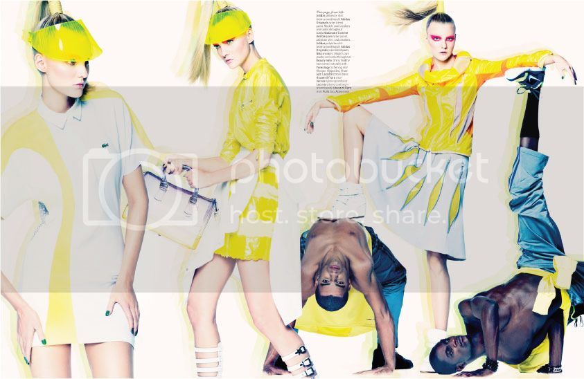 W Magazine February 2013 - Sporty Spice 1 photo Sporty-Spice-1_zps27271be5.jpg @ Street Stylista