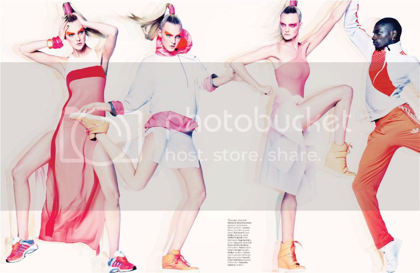 W Magazine February 2013 - Sporty Spice 2 photo Sporty-Spice-2_zps8a93f9e9.jpg @ Street Stylista