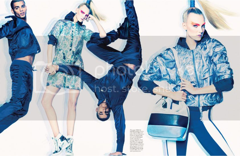 W Magazine February 2013 - Sporty Spice 3 photo Sporty-Spice-3_zps6fd069c9.jpg @ Street Stylista
