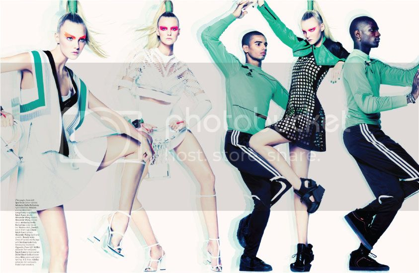 W Magazine February 2013 - Sporty Spice 4 photo Sporty-Spice-4_zps3b4435d2.jpg @ Street Stylista