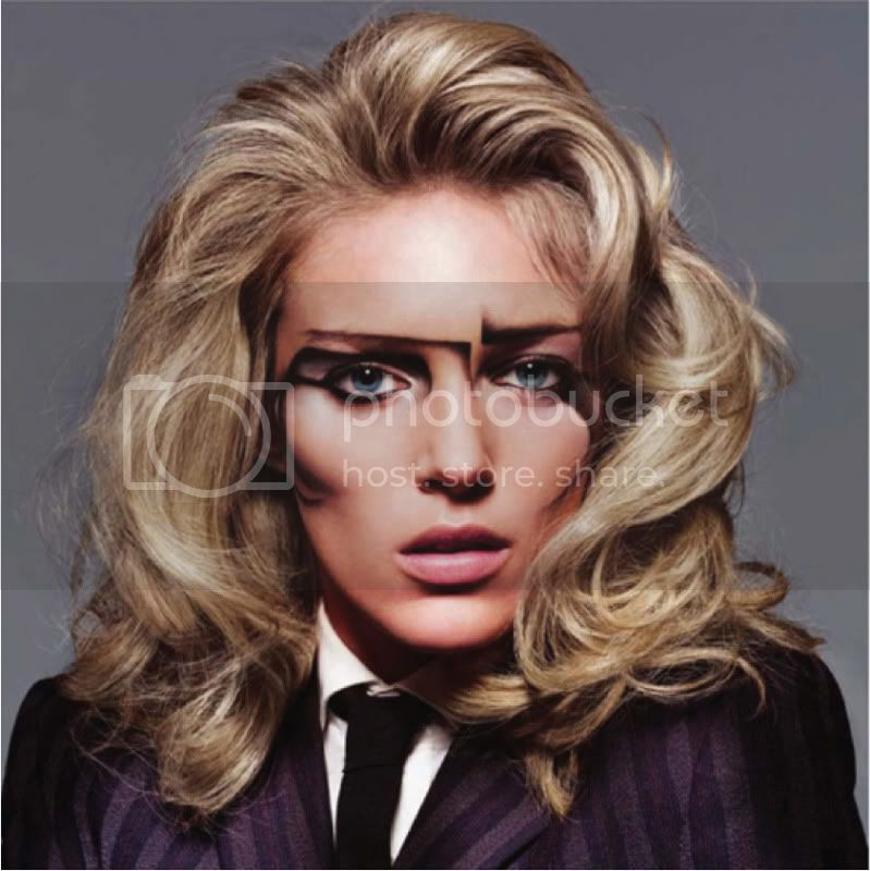 V Magazine #64 - Mirror Mirror - Anja Rubik @ Street Stylista