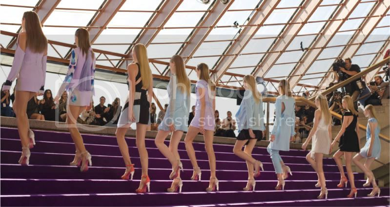Dion Lee Spring/Summer 2011 RTW Collection @ Street Stylista