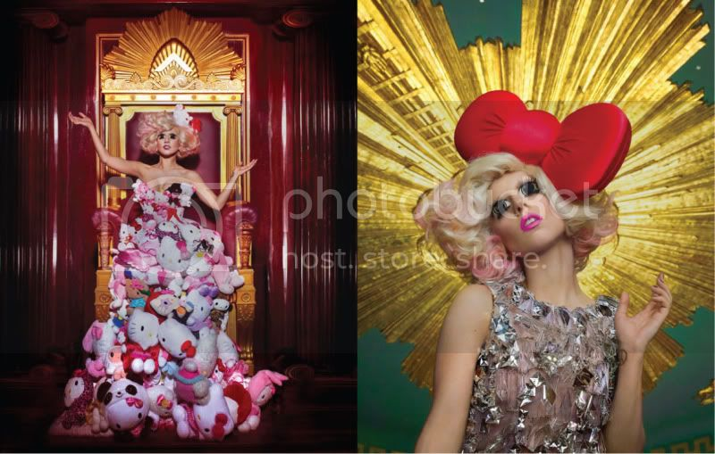Lagy Gaga &amp; Hello Kitty 1
