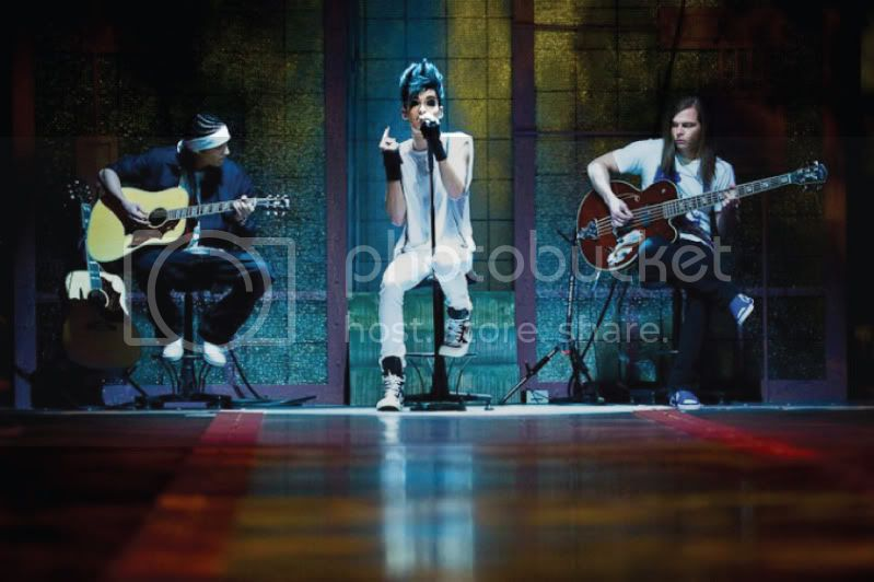 Audi Fashion Festival 2010 - Tokio Hotel @ Street Stylista